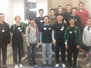 Programming team places at world competition